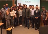 Spring 2017 EBC7101 Students