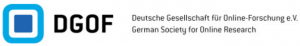 DGOF (German Society for Online Research)
