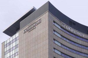 Desmarais (DMS) Building, University of Ottawa
